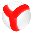 Логотип Яндекс-браузера