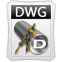 Логотип Free DWG Viewer