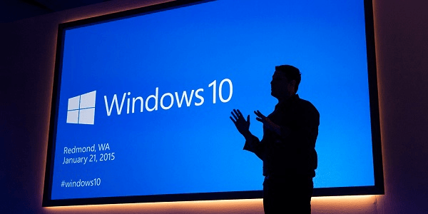 Презентация Windows 10 21 января