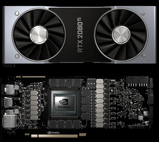 Видеокарта GeForce RTX 2080i