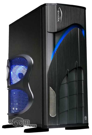 Корпус Thermaltake Shark