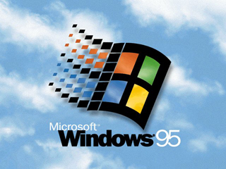 Логотип Windows 95